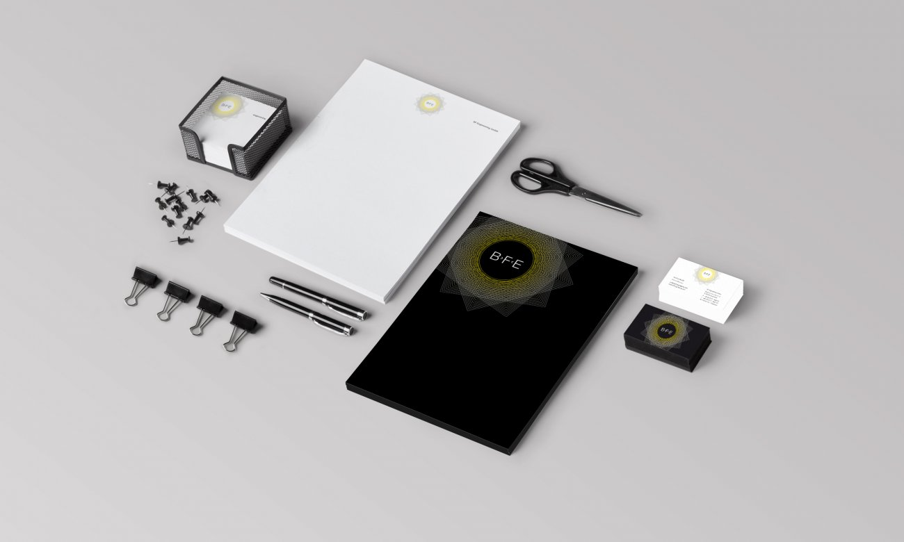 bfe stationery