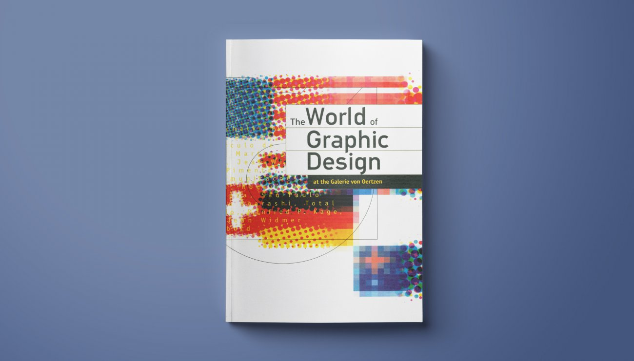 world of graphic design titel